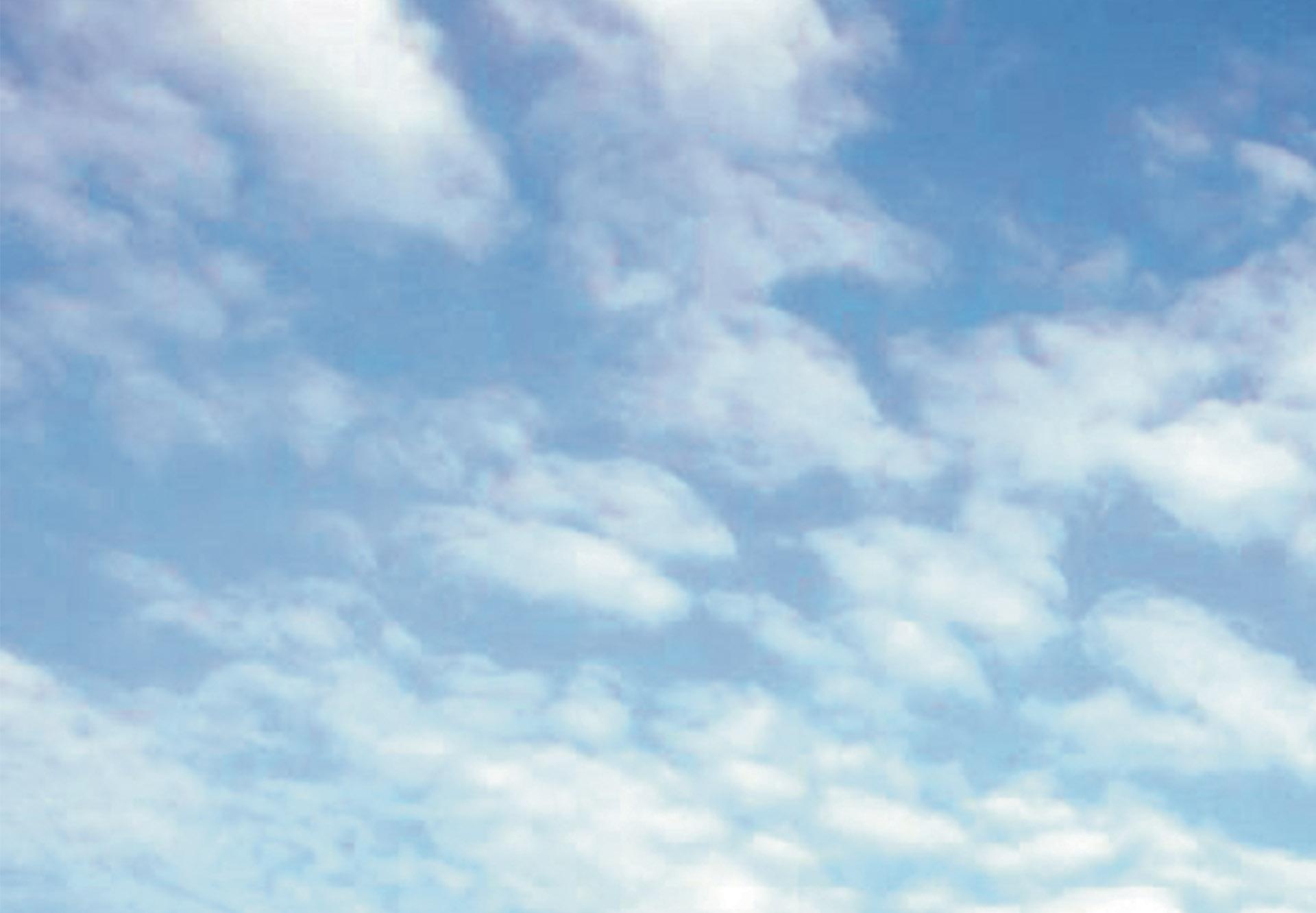Lucht achtergrond